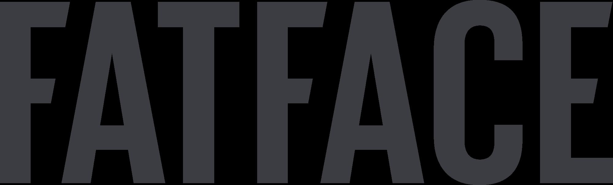 FatFace transparent logo