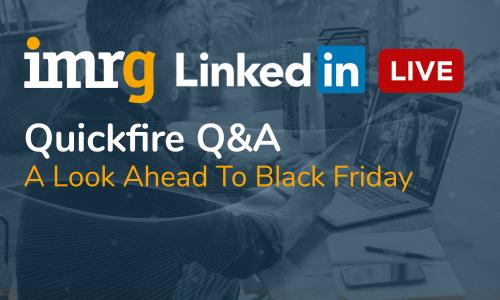 Linkedin Live Event Tile For Website