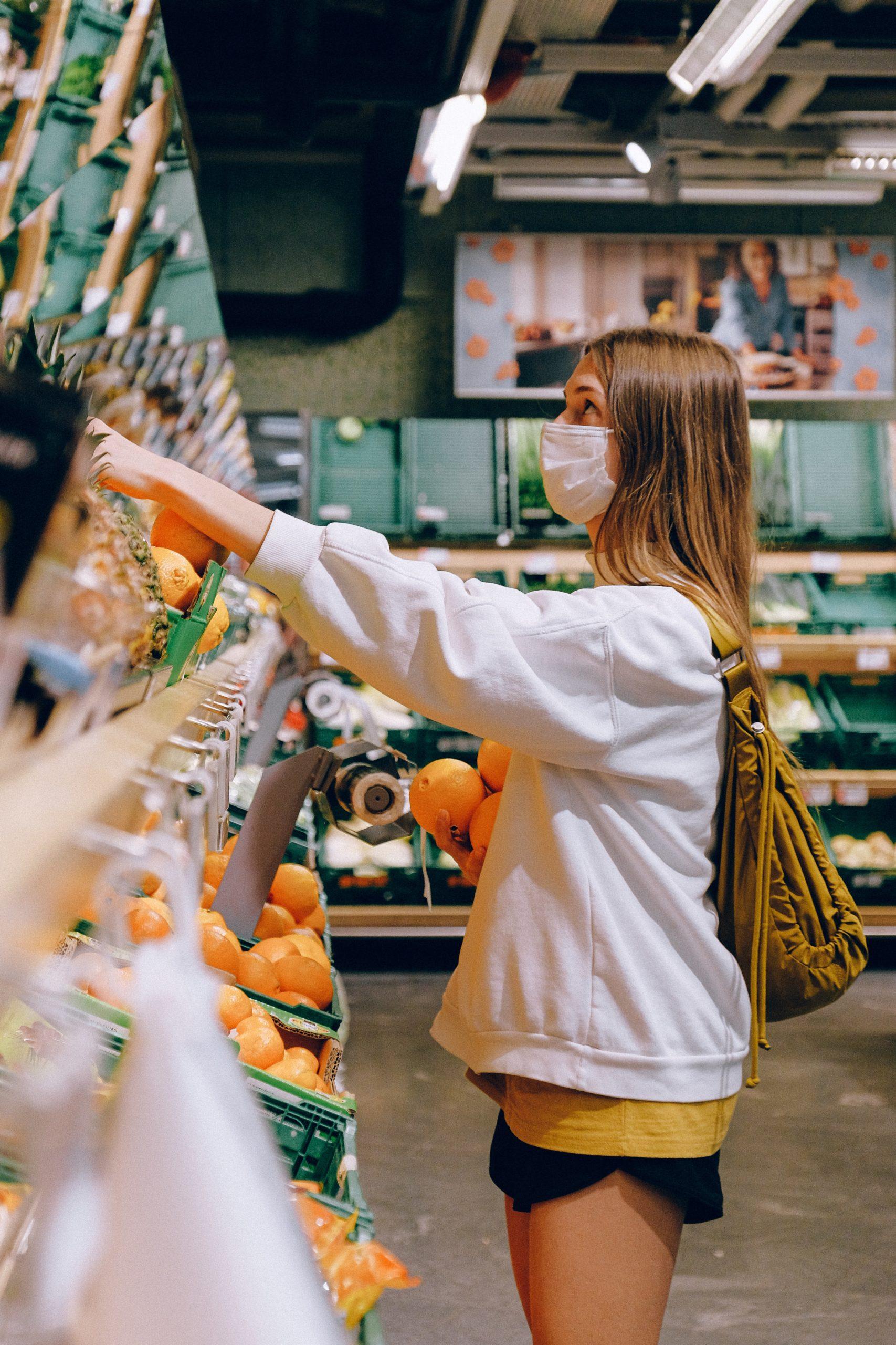 Person In Shop